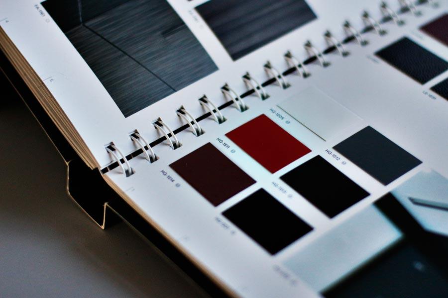 revêtement meuble couleurs laquées vendée