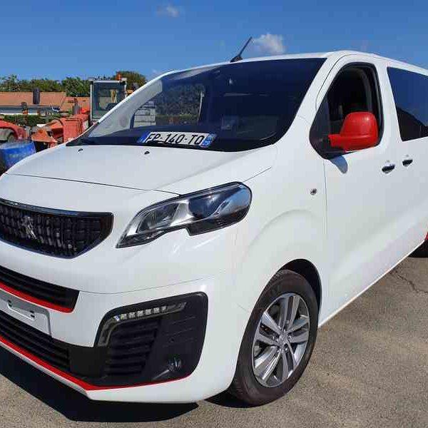 covering utilitaire Peugeot aux Sables d'Olonne en Vendée