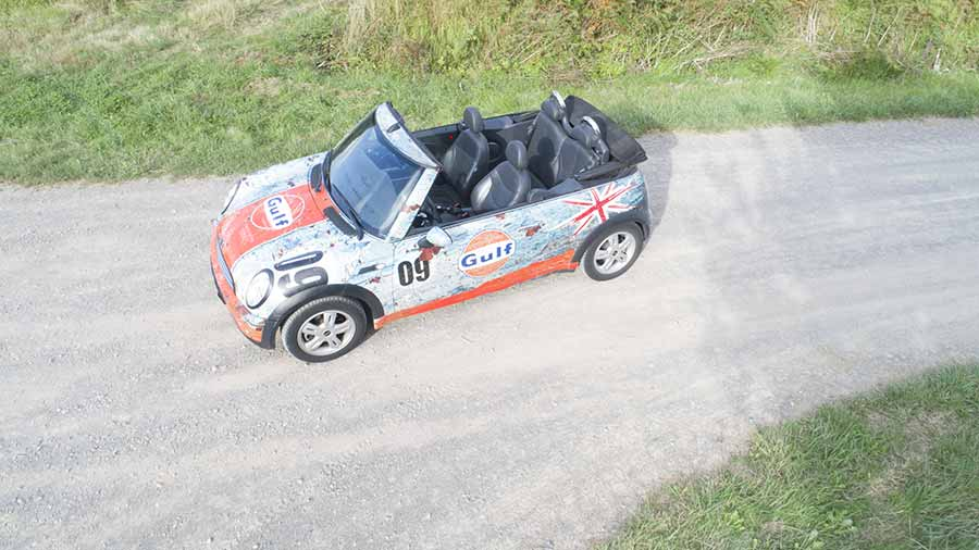 covering mini 53 cabriolet Sables d'Olonne Vendée