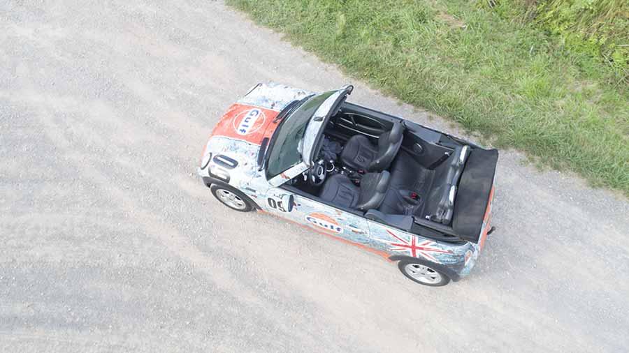 covering mini 53 cabriolet Vendée