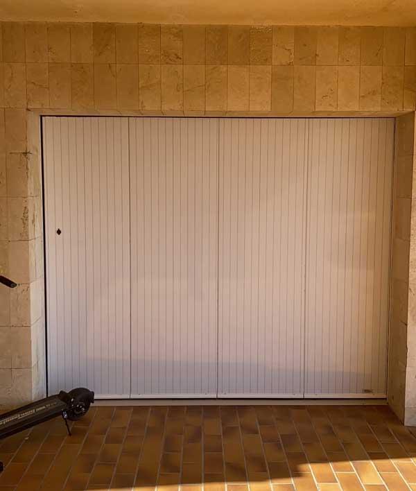 covering personnalisation porte de garage