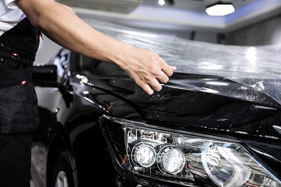 Protection de carrosserie pour voiture et moto aux Sables d'Olonne