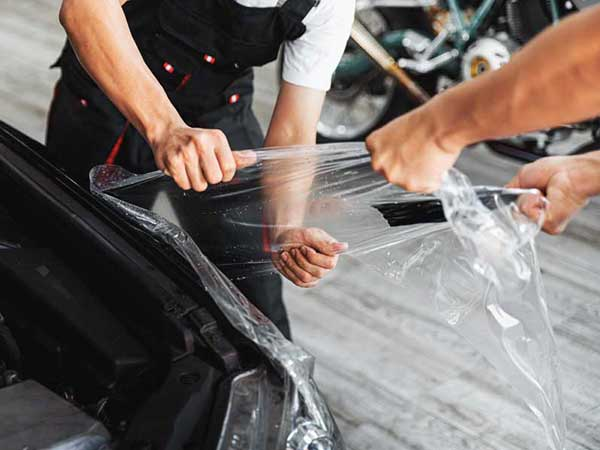 covering, wrapping et protection de carrosserie